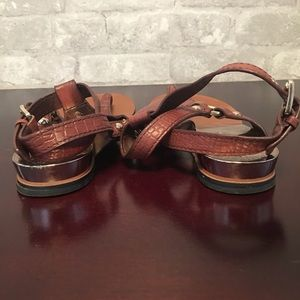 ef438bc53cc Vince Camuto Shoes - Vince Camuto Adalina - Harness Thong Sandal